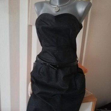 Nova kozna haljina catrin 40 velicina