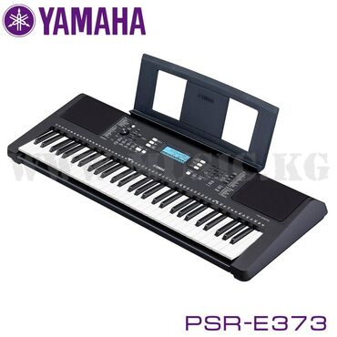 Компания марина хелс - Кыргызстан: Синтезатор Yamaha PSR-E373Является новым портативным синтезатором от