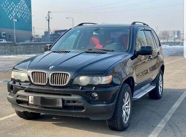 Бриллиант печатка - Кыргызстан: BMW X5 2003