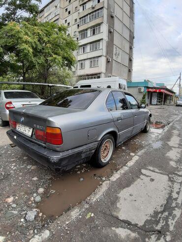 Автомобили - Бишкек: BMW 5 series 2.5 л. 1992