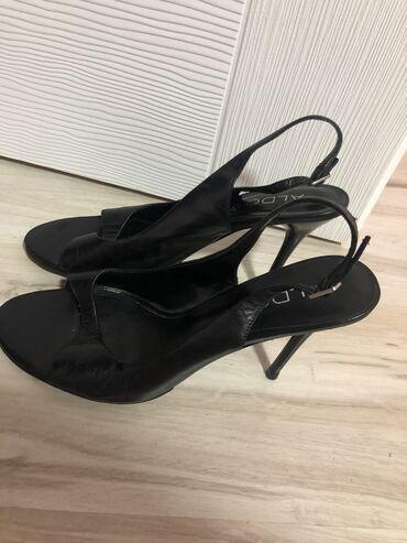 Aldo kozne sandale broj 39, veoma lepo ocuvane, malo koristene, veoma