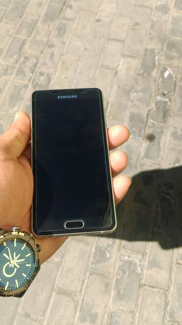 Galaxy a5 2016 - Azərbaycan: İşlənmiş Samsung Galaxy A5 2016 16 GB qızılı