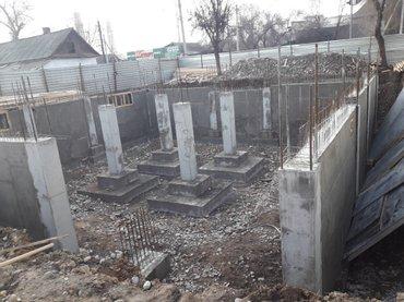 Монолит , монолитные работы. Опытная в Бишкек - фото 5