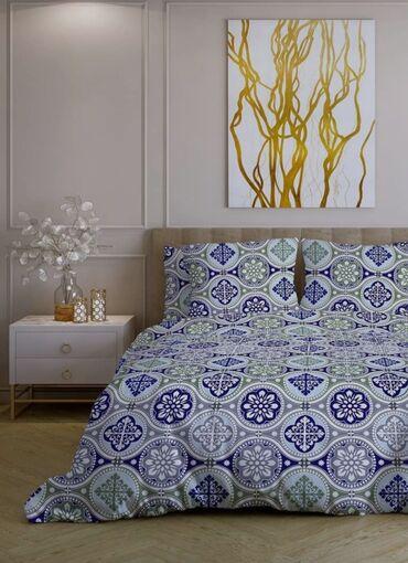 джемпер наволочка спицами в Кыргызстан: Двуспальный комплект постельного белья. Производство Россия. 100%