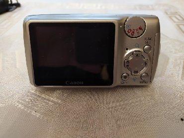 Canon fotoaparatı Amerikadan alınıb.Ela vəziyətdədi
