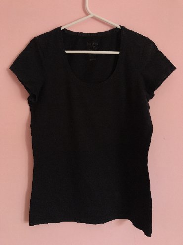 Ženska odeća | Senta: 2kom crne majice H&M 36vel, Janina 38vel