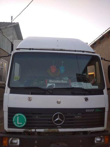 Кабина сатылат Mercedes Benz 1320 сатылат