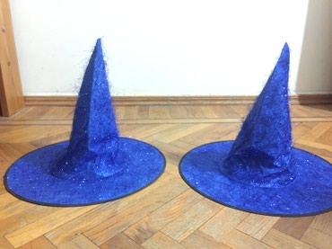 Bakı şəhərində Halloween  / Шляпы для Хеллуин / papaq
