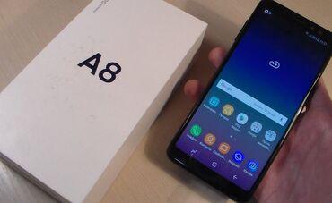audi a8 28 at в Кыргызстан: Samsung Galaxy A8 2018