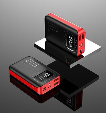 Мини Внешний аккумулятор Внешняя батарея повербанк Быстрая зарядка