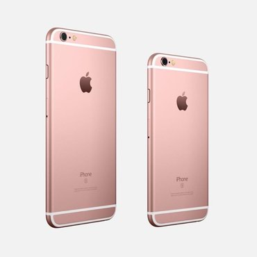 Apple 6s rose-gold в Бишкек