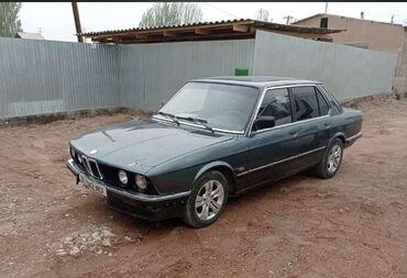 BMW 318 1.8 л. 1985 | 111000 км