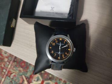 продам лайку в Кыргызстан: Черные Мужские Наручные часы Claude Bernard