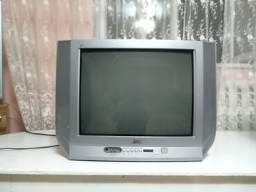 Электроника - Байтик: Продаю рабочий телевизор цветной jvc диагональ 52 см