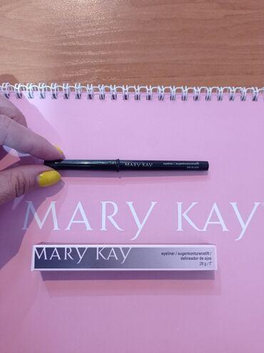 Черный карандаш для глаз
