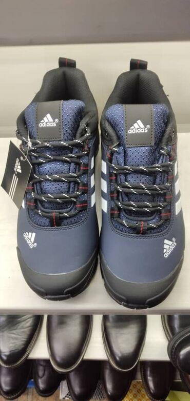 """Мужская обувь - Кыргызстан: Срочно продаю. Кроссовки """"adidas"""" новые отличное качество"""