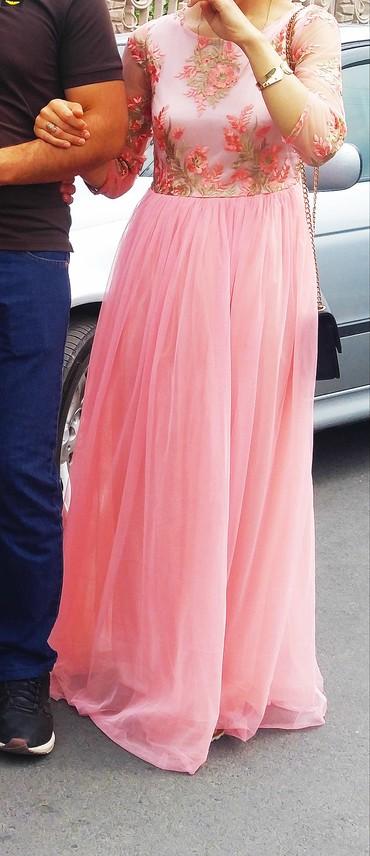 длинные вечерние платья на свадьбу в Кыргызстан: Продаю платье, надевала всего 1 раз на 2часа. Платье длинное, подклад