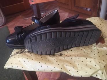 Детская обувь в Кок-Ой: Продаю туфли девочковые 33размер