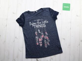Женская футболка с принтом LCW TEEN,р.M Длина: 58 см Пог: 42 см Плечи