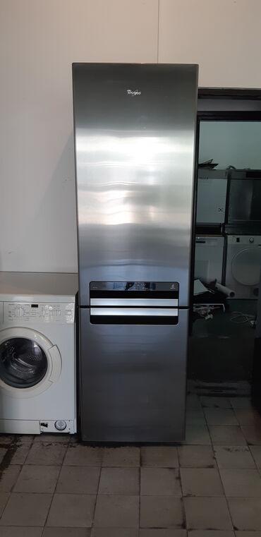 Kuhinjski aparati   Srbija: Kombinovani frizider WHIRLPOOL380 litara, 200x60 cmgarancija 12 meseci