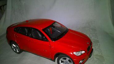 Bmw 6 серия 633csi mt - Beograd: Rastar BMW X6, China