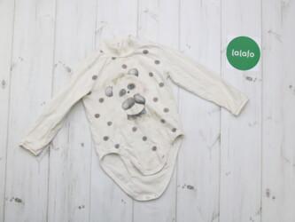 Человечек для малышей с принтом Chicco,р.92 см    Длина: 44 см Пог: 25