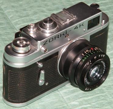 зенит е в Кыргызстан: Продается раритетные фотоапараты: Зенит-Е, Zorki-4k Каждая по 1500