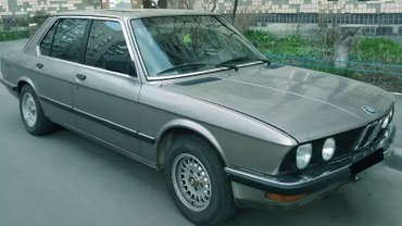 BMW 3 series 1986 в Бишкек