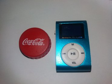 GIGATECH MP3 player FM / LCD  !!!!! NOVO - NEKORISCENO - Boljevac