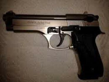 Startni pistolji 4000Dobija se uz svaki model 30 metaka,dupli