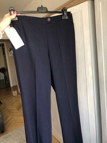 Pantalone lantis - Srbija: Nove mona pantalone, velicina m! To je monin broj 38, ali pise s