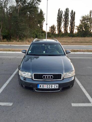 Audi q5 2 tfsi - Srbija: Audi A4 2.5 l. 2002