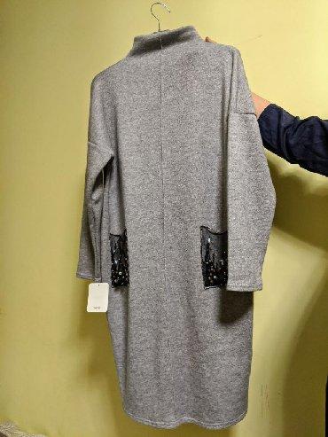 туника 42 размера в Кыргызстан: Продаю платье/туника. КАЧЕСТВО ОГОНЬ Размер стандарт (42-52). Польша