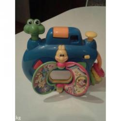 """продаю игрушки. мобиль - подвеска на кроватку с проектором """"звездное в Бишкек"""