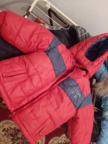 Теплая (флис)куртка на зиму на 1-1.5г