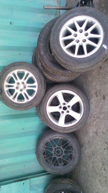 Распродажа разные шины и диски в Бишкек