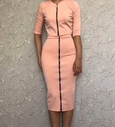 туника бежевая в Кыргызстан: Платье Вечернее Dior M