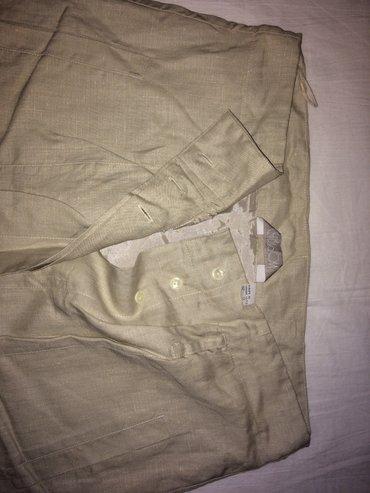 Papuce-broj-anatomske-krem-boja - Srbija: Krem suknja, 42 broj, nije ni nosena