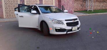 Chevrolet Azərbaycanda: Chevrolet Cruze 1.4 l. 2015 | 180000 km