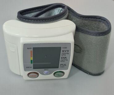 Тонометры - Кыргызстан: Автоматический электронный тонометр PG-800AМетод