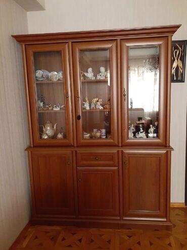 шкаф в гостинную в Азербайджан: Мебель горка в идеальном состоянии