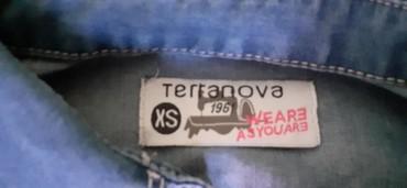 Terranova teksas kosulja, velicina XS - Beograd - slika 3
