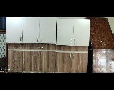 Дом и сад в Огуз: Standart metbext mebeli 2metrlik asma tavanli moykali her rengde her