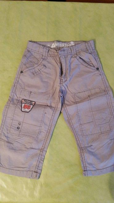 Kratke pantalone za dečake vel.5god(očuvane,kupljene u - Petrovac na Mlavi