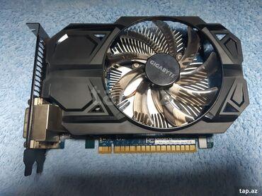 Kompüter ehtiyyat hissələri - Azərbaycan: GeForce GTX 750Ti 2Gb (128Bit),  GIGABYTE GV-N75TD5-2GI
