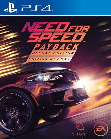 need for speed - Azərbaycan: Need for Speed Payback - Deluxe Edition*Evvel ki qiymeti 72