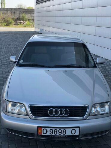 индюки биг 6 цена в Кыргызстан: Audi A6 2.6 л. 1994