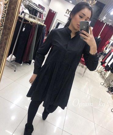 Платье рубашка размер М  в Бишкек