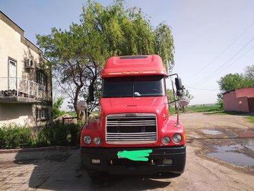 Купить грузовик до 3 5 тонн бу - Кыргызстан: Продаю фредлайнер американский тягач,двигатель Детройт 12,7 без егр с