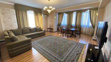 квартира на долгий срок в Кыргызстан: Сдается квартира: 3 комнаты, 123 кв. м, Бишкек